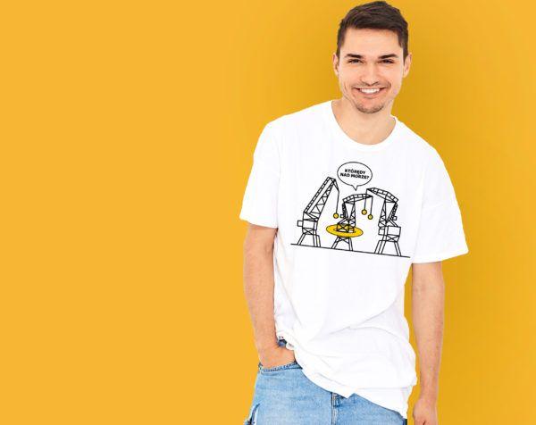Koszulka MB - którędy nad morze